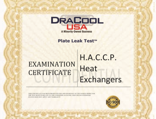 DraCool USA Introduces Plate Leak Test™